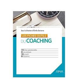 les fiches outils du coaching - un livre co-écrit par Chantal Motto